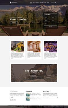 Olympus_homepage