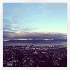 Trondheim - Instagram photo by @groamortensen #travel #norway