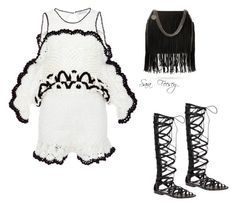 """""""Untitled #124"""" by sara-elizabeth-feesey on Polyvore featuring Alice McCall, Steve Madden and STELLA McCARTNEY"""