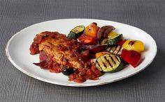 Recipe: Provençale chicken bake with Mediterranean vegetables