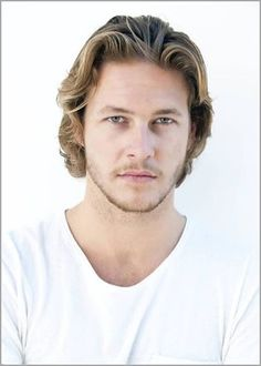 Luke Bracey - playing in the upcoming remake of Point Break in the Keanu role