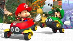 Mario Kart Tour Will Be Free to Start Like Super Mario Run  Mario Kart Tour for Android and iOS will work similar to Super Mario Run. According to DeNA the company developing the game it will be free to start much like Super Mario Run.  DeNA CEO said Mario Kart Toura Nintendo-DeNA smartphone game planned for FY18 will be free tostart tweeted The Wall Street Journals Takashi Mochizuki.  What this means is when Mario Kart Tour is out youll be able to access specific parts of the game and not…