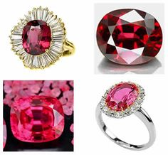 Luscious spinels