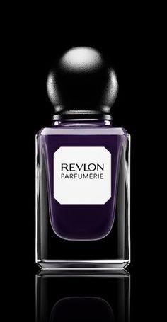 Parfumerie™ Scented Nail Enamel - Wild Violets, Luv Luv Luv!!