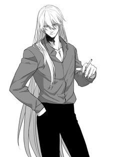 cute anime guys with long hair & cute anime guys - cute anime guys with white hair - cute anime guys pastel - cute anime guys so happy - cute anime guys hairstyles - cute anime guys kpop - cute anime guys with long hair - cute anime guys with blue hair Manga Anime, Got Anime, Manga Boy, Anime Art, Handsome Anime Guys, Hot Anime Guys, Cute Anime Boy, Anime Guy Long Hair, Detective Conan Gin