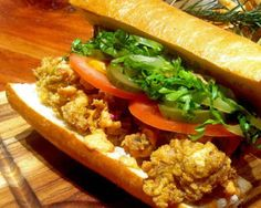 How to Make the Ultimate Po'Boy
