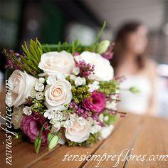 Ramos de novia originales y exclusivos para ti Ten Siempre Flores