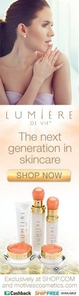 Brand New Line..... Lumière de Vie promotes a revitalized radiance, improved clarity and #younger-looking skin. These products are designed to promote the natural healing process to rejuvenate all #skin types and complexions. The result: rejuvenated, luminous, beautiful looking skin. Click on over to preview the entire line.