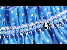 Easy DIY Ideas You NEED To Try - Beaded Smocking | DIY Stitching - YouTube