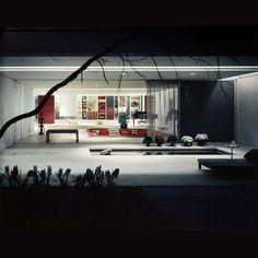 Eero Saarinen Miller House   Modern Design