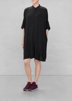 & Other Stories | Oversized Shirt Dress
