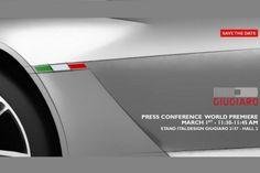 Italdesign Giugiaro will debut the Concept in Geneva