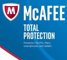 McAfee Total Protection 2019 free Trial | Support OS