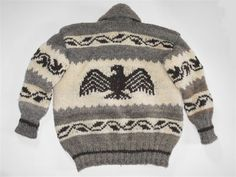 Cowichan Sweaters and Vests