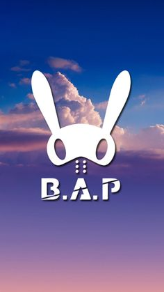 B.A.P  #Wallpaper #Phone #Matoki #logo #PurpleSky