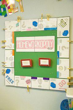 Equitable homeworks