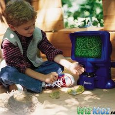 @learninghandson Quantum Big Screen Microscope #science #kids #education #toys