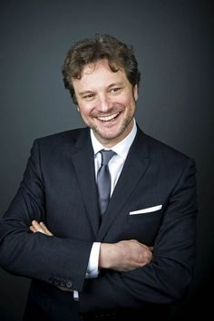 Colin Firth. Is there no end to the talent (and good looks) of British actors?!