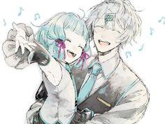 埋め込み Manga Anime, Anime Art, Anime Boys, Familia Anime, Rpg Horror Games, Anime Family, Aesthetic Boy, Touken Ranbu, Drawing Reference
