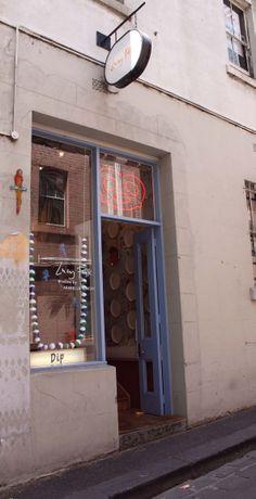 Lucy Folk Flagship - DIP Window Installation (as part of the Virgin Australia Melbourne Fashion Festival Windows By Design Exhibition) Melbourne Fashion, Interior Design Inspiration, Festival Fashion, Dip, Folk, Shops, Australia, House Design, Windows