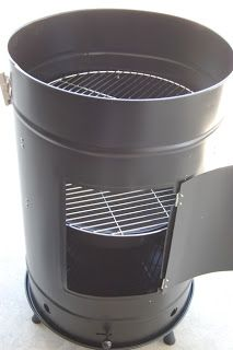 BARBECUE CHRISTMAS GIFT 003 - Maverick Competition BBQ Drum Smoker | NOR CAL BARBECUE