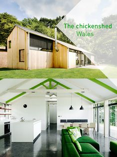 Vakantiehuis the Chickenshed - 8 personen - Wales Wales, Groot, Eye Candy, Garage Doors, Shed, Outdoor Structures, Outdoor Decor, Home Decor, Rice