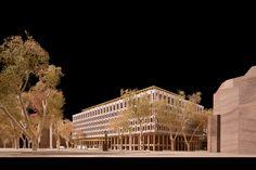 David Chipperfield Architects – 30 Grosvenor Square