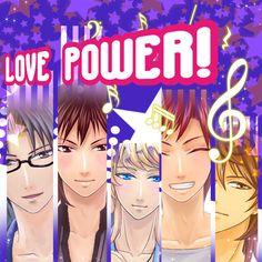 ★Purelove★ Who do you like the best:D??? MASA? HIRO? LEON? KANATA? SOU? Please share your opinon!!