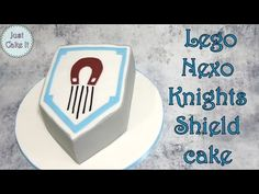 How to make Nexo Knights shield cake / Jak zrobić tort Lego Nexo Knights - YouTube