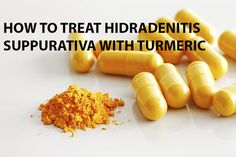 How to treat your Hidradenitis Suppurativa with turmeric