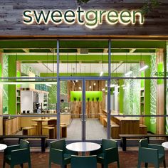 I love eating at Sweetgreen as much as I can!