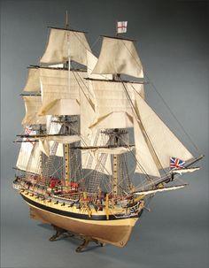Segelschiffe 18. Jhd. Nordeuropa Teil 2