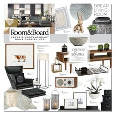 Room & Board Dream Living Room Contest Entry by justlovedesign on Polyvore featuring polyvore interior interiors interior design home home decor interior decorating Jayson Home Eichholtz Nordal WALL LEFF Amsterdam Zara Home Lazy Susan Tivoli Audio Weston DAY Birger et Mikkelsen Ethan Allen L'Objet living room contestentry roomandboard dreamlivingroom Mariam