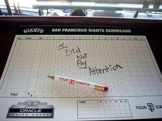 Printable Pdf Baseball Scorecard Lineup Count Sheets  Baseball