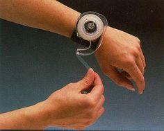 RisTape - Wrist Tape Dispenser
