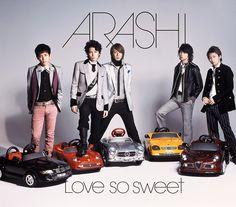 Love so sweet 初回限定盤 2007年2月21日