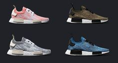 RELEASE REMINDER | Launching at midnight then tomorrow morning Time TBC  Adidas NMD_R1 Camo  http://ift.tt/1NeeeDZ