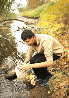 Ishan Shukla, a 16-year-old Milton High junior, said he became obsessed with clean-water efforts after the Haitian earthquake disaster in 2010.