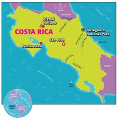 """Costa Rica, a Central American country is an emerging BPO destination known more for """"near shoring"""". This country is known as one of the oldest democracies of the world with 95% literacy rate."""