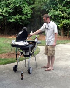 . . . know how to grill