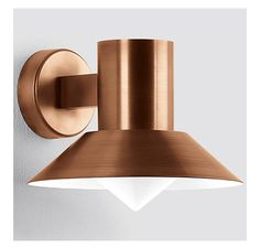 The BOOM Copper LED Outdoor Wall Light - 1058 / 1060 is a unique, stylish copper luminaire designed to illuminate and accent residences and courtyard. Modern Outdoor Wall Lighting, Led Outdoor Wall Lights, Outdoor Sconces, Outdoor Walls, Outdoor Rooms, Outdoor Chairs, Laura Lee, Wall Sconce Lighting, Wall Sconces