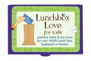 Lunchbox Love® for Kids | Say Please Inc - sweet note on the front and fun trivia on the back