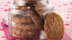 Prize-Winning Recipe 2006! Make an easy version of an old-fashioned favorite cookie loaded with sugar and spice.