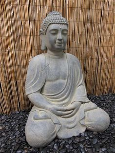 Delighful Garden Buddha Statue Intended Design Inspiration
