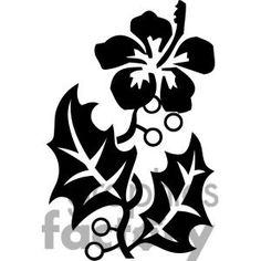 Free clip art black and white flowers flower flourishes clipart hibiscus black and white art mightylinksfo