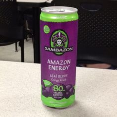 Great natural energy drink.