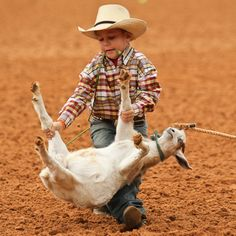 lil rodeo dude