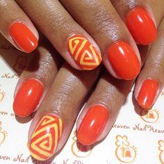 """Nail Heaven på Instagram: """"WHATSAPP/TEL:(246)830-8007 Only Natural Nails No Acrylics Or Gel Tips or Extensions No Stencils or Airbrush All Hand Painted Nail Art #shellac #cndshellac #barbados #nailart #nailswag #nails #nailstagram #nailtech #nailsalon #naildesings #nailsofinstagram #nailsdone #nailstoinspire #nailsoftheday #shellacnailart #shellacnails #gelpolish #gelnails #nailartist #nailsinc #nailsaddict #gelpolish #2016nailart #barbados @jacobav_"""""""