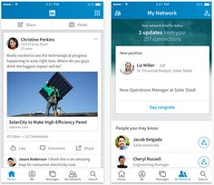 LinkedIn Mobile: What Marketers Need to Know #SMM #smallbusiness - http://www.socialmediaexaminer.com/linkedin-mobile-with-viveka-von-rosen/