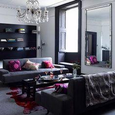 Lovable living room.